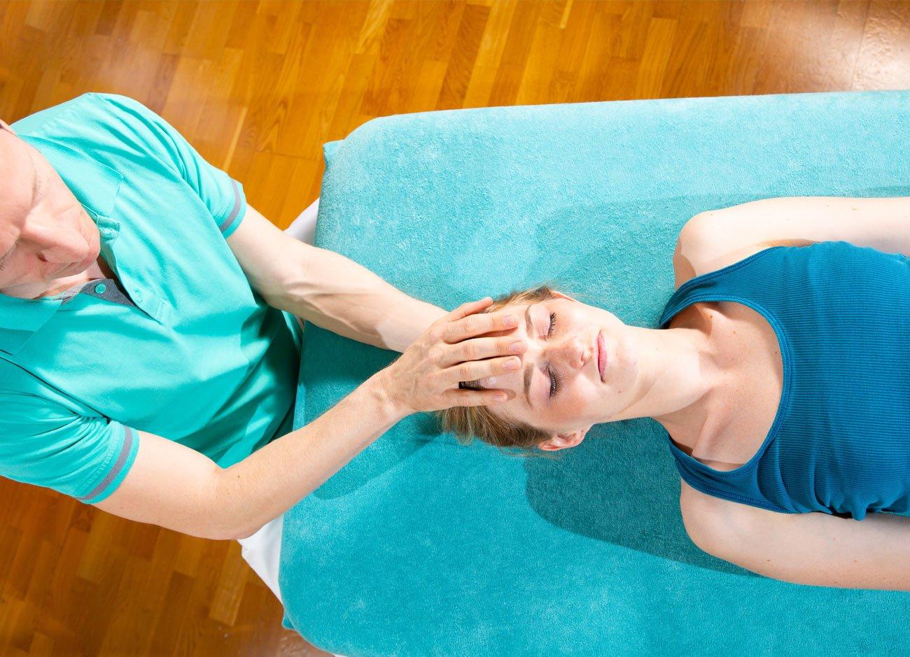 Osteopathie Regensburg Behandlung